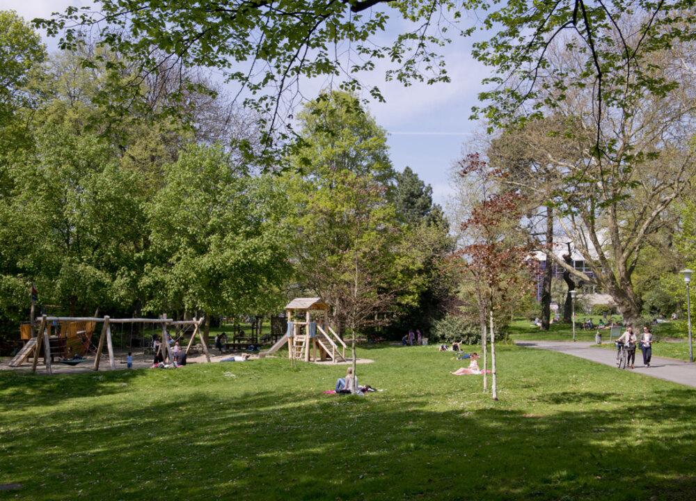 Cheltenhampark (ehemals Stadtpark)