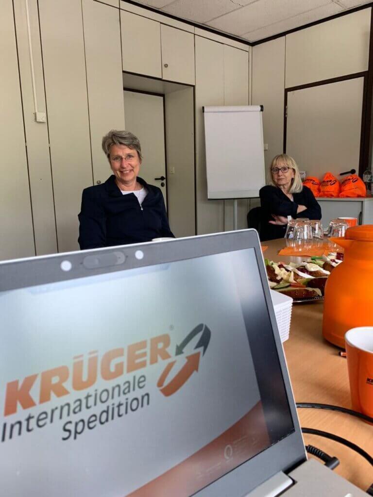 Spedition Krüger