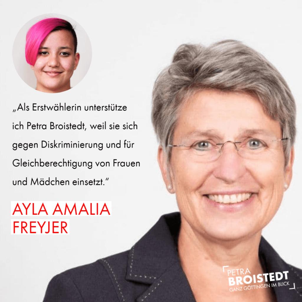 Ayla Amalia Freyjer