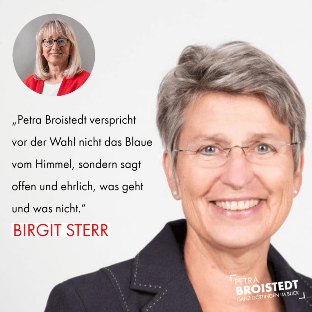 Birgit Sterr