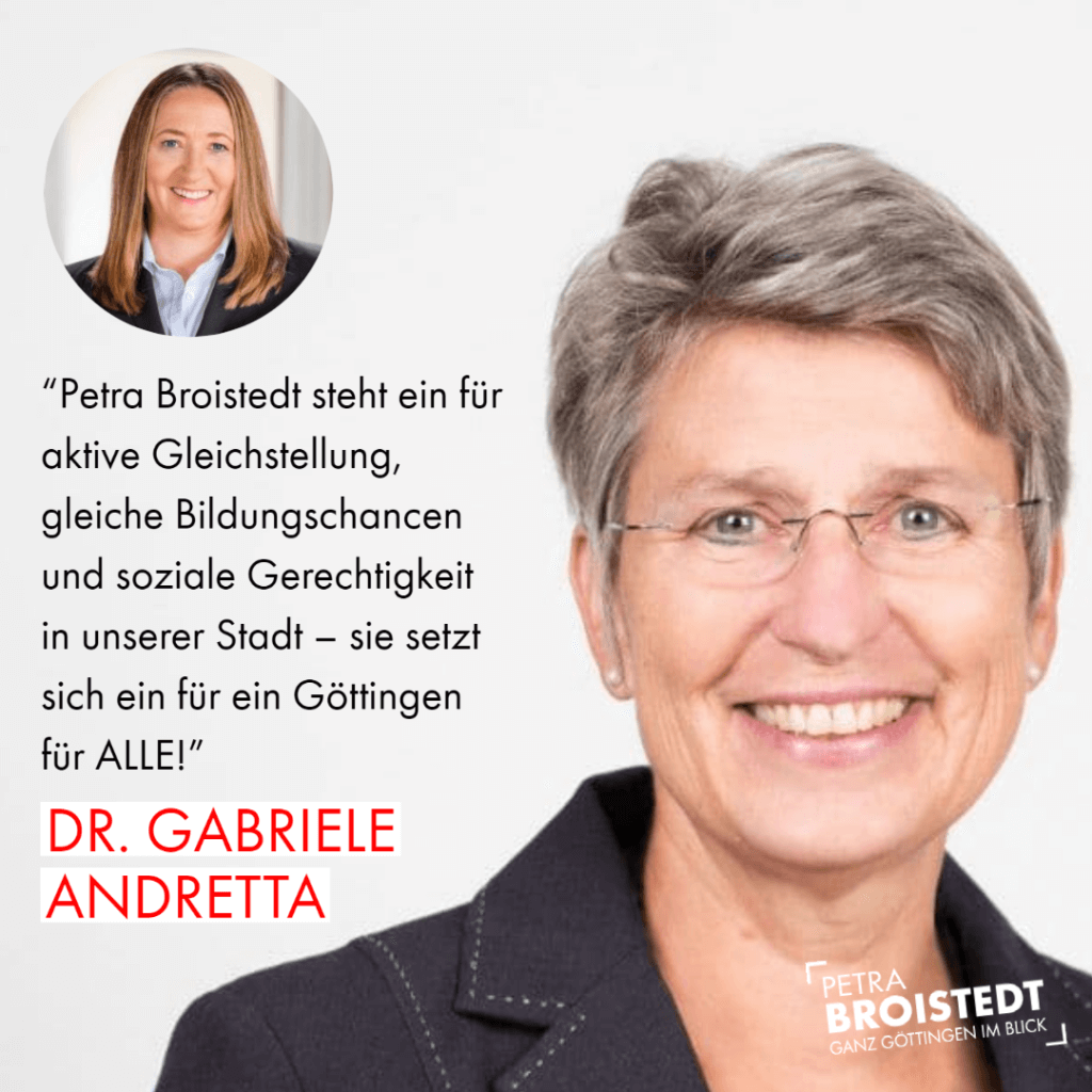 Dr. Gabriele Andretta
